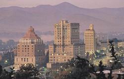ASHEVILLE CONVENTION & VISITORS BUREAU - A look at Asheville