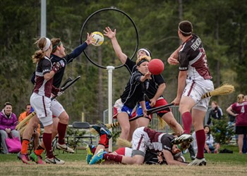 Brooms up! Quidditch lands in Rock Hill for World Cup competition