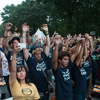 Carolinas turn out for Climate March