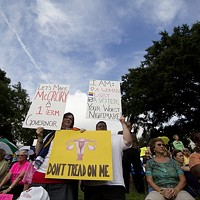 Charges dropped against 50 Moral Monday protesters