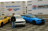 A new father takes the American Muscle Car Challenge
