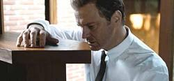 EDUARD GRAU / THE WEINSTEIN COMPANY - A PENSIVE MAN: Colin Firth in A Single Man.