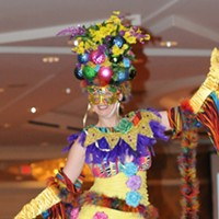 Latino organization throws 'Carnival' for college tuition