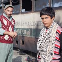 Abdallah El Akal (right) in Zaytoun (Photo: Strand Releasing)