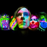 ABOUT FACE: Of Montreal (Photo by Patrick Heagney)