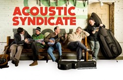 A SHUGART SOUND PRODUCTION - ACOUSTIC SYNDICATE