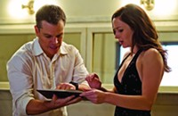 <em>The Adjustment Bureau</em> mixes romance and religion