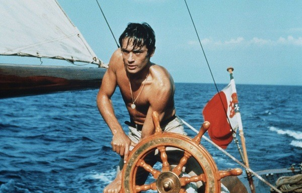 Alain Delon in Purple Noon (Photo: Criterion Collection)
