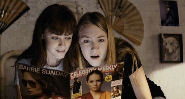 Alexis Bledel and Saoirse Ronan in Violet & Daisy (Photo: Cinedigm)