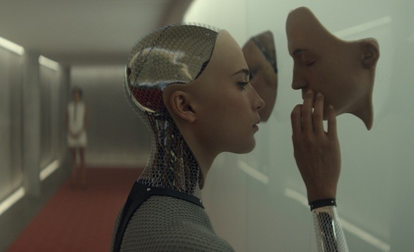 Alicia Vikander in Ex Machina (Photo: A24)