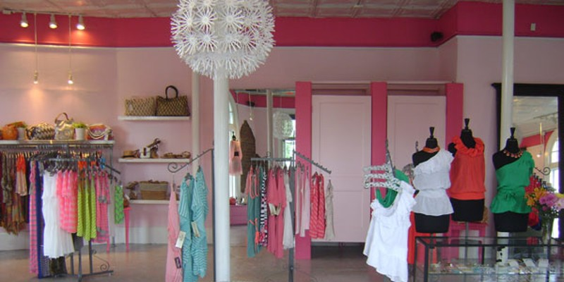 All About Style: Checking out the new Blush Boutique