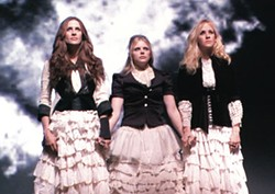 THE WEINSTEIN COMPANY - ALL-AMERICAN The Dixie Chicks stand up for our rights in Shut Up & Sing