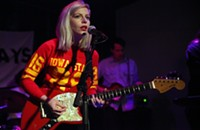 Live review: Alvvays, Neighborhood Theatre (11/14/2014)