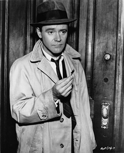 MGM - AMBITION IS THE KEY: Jack Lemmon in The Apartment