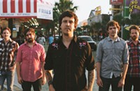 American Aquarium swimming through breakups