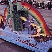 An award-winning float from 1967.