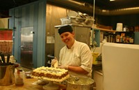 An interview with pastry chef Kelly Stegenga