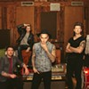 Anberlin goes off the road