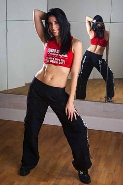 ANGUS LAMOND - Angie Acosta, founder of Queen City Dancing Queen