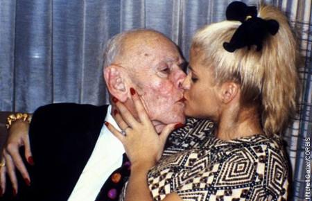 anna nicole and old husband
