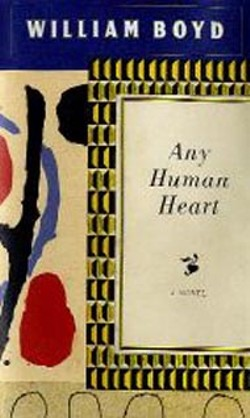 Any  Human HeartBy William Boyd -  - Knopf -  - 498 pages -  - $24.95