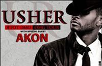 APRIL 30: Usher