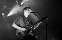 Live review: Arctic Monkeys, The Fillmore (2/3/2014)