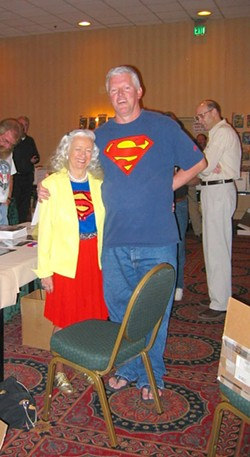 "Are you ready to meet the new ""Super Duo""? Charlotte Comicon 2006 at the Best Western"