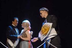QUEEN CITY THEATRE COMPANY - ARGENTINE TANGO: Making music in Evita
