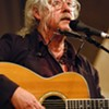 Arlo Guthrie at McGlohon Theatre tonight (2/18/12)