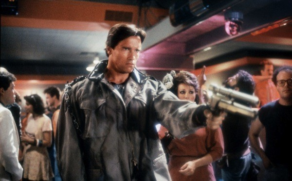 Arnold Schwarzenegger in The Terminator (Photo: Warner Bros.)