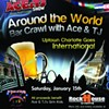 Bar crawl with KISS 95.1's Ace & TJ