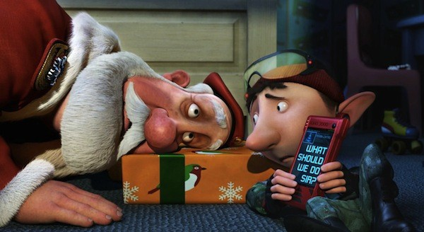 Arthur Christmas (Photo: Sony & Aardman Animations)