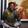 Artist Marcia Jones works through her pain