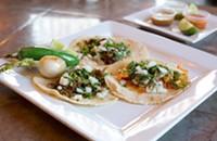 At Fonda Las Cazeulas, tacos reign supreme
