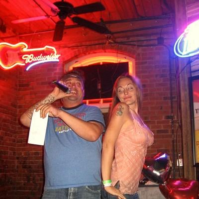 Auction @ Dixies, 8/14/08