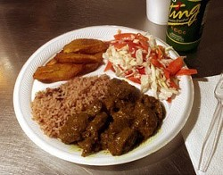 Austin's Carribbean Cuisine - CHRIS RADOK