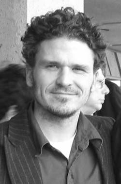 Author Dave Eggers