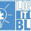 "Autism Speaks hosts the ""Light It Up Blue"" gala"