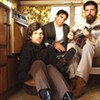 Avett Brothers on Late Night