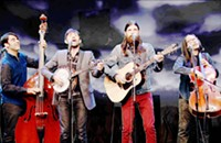 Avett Brothers showcase their metal side for Jimmy Fallon