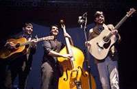 Live review: The Avett Brothers