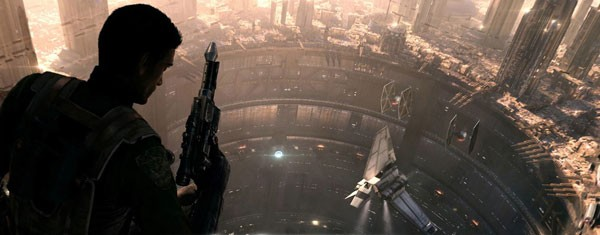 BACK IN FULL FORCE: Star Wars 1313 will hit stores in the near future. (Photo: LucasArts)