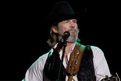 LOREY SEBASTIAN / FOX SEARCHLIGHT - Bad Blake (Jeff Bridges) is out for redemption in Crazy Heart.