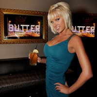 BAR WITH HOTTEST PATRONS: Butter NC