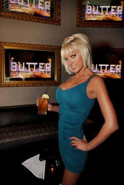 JEAUMANE MCINTOSH - BAR WITH HOTTEST PATRONS: Butter NC