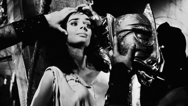 Barbara Steele in Black Sunday (Photo: Kino Lorber)