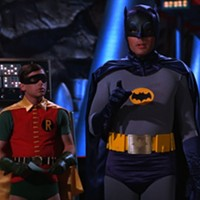 <i>Batman</i> TV series, <i>The Believers,</i> Vincent Price set among new home entertainment titles