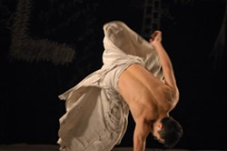 COURTESY OF BATSHEVA DANCE COMPANY - Batsheva Dance Company