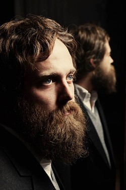 BEAM OF LIGHT: Iron & Wine